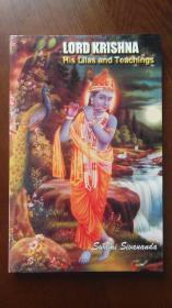 Lord Krishna 奎师那大神