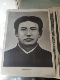 8开宣传画:伟大领袖毛主席永远活在我们心中(新闻展览照片农村普及版)(63张全)