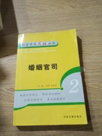 婚姻官司:打官司的关键丛书(2)