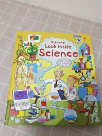Usborne Look Inside:Science【精装】