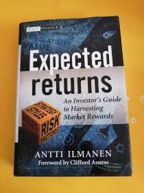 Expected Returns:An Investors Guide to Harvesting Market Rewards