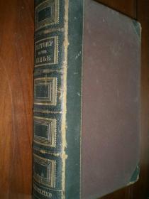 1867年版 圣经史 AN ILLUSTRATED HISTORY OF THE HOLY BIBLE 100多幅钢板画及地图