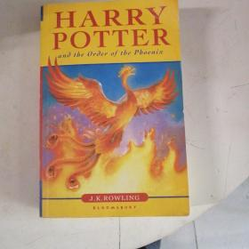 Harry Potter and the Order of the Phoenix哈利波特【英文版】