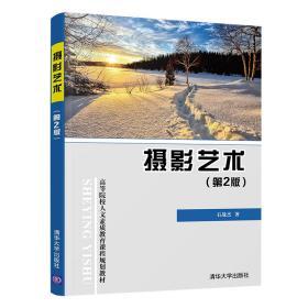 摄影艺术(第2版)(高等院校人文素质教育课程规划教材)