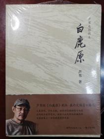 白鹿原:芦苇电影剧本+剧本创作笔记【全新塑封】