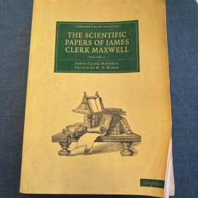 The Scientific Papers of James Clerk Maxwell  :Volume 2
