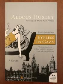 Eyeless in Gaza: A Novel(进口原版,国内现货)