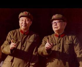 华国锋主席书法手迹和照片29张5吋的hw