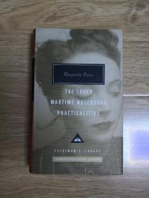 The Lover, Wartime Notebooks, Practicalities 情人/战时笔记/现实 Marguerite Duras 玛格丽特·杜拉斯 everymans library 人人文库 英文原版 布面精装 全网最全卖家,私藏300多种,不会虚假夸大宣传;全网最低价包邮