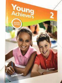 尾单平装 young achievers madrid 2  练习册 带贴纸