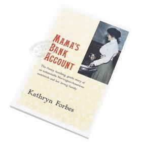 妈妈的银行账户 英文原版 Mama's Bank Account