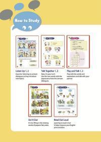 【HA】新编少儿英语 第1级 第2册 引进版幼儿少儿英语启蒙教程英语学习基础初级入门教材幼儿园小学英语学习