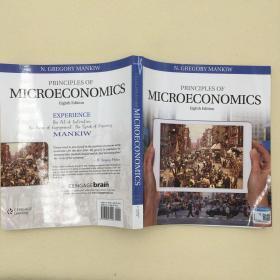 Principles of Microeconomics 8th Edition西交利物浦大学教材9781305971493