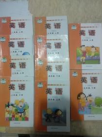 小学课本 英语 一至六年级,小学英语 2012-2013年第1版,小学英语 一年级起点