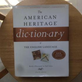 The American Heritage Dictionary of the English Language, Fourth Edition(Hardcover)