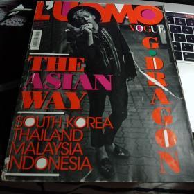 意大利原版杂志 Luomo vogue 2013 10