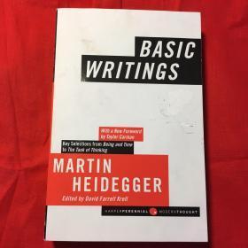Basic Writings of Martin Heidegger