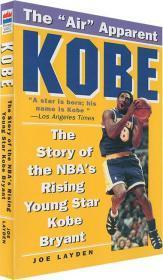 英文原版 Kobe The Story of the Nbas Rising Young Star 科比 布莱恩特人物自传 篮球明星
