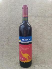 卡菲亚西拉干红葡萄酒(2017年,750ml)