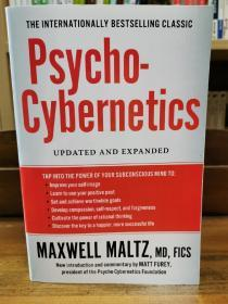 心理控制论 Psycho-Cybernetics Updated and Expanded by Maxwell Maltz (心理学)英文原版书