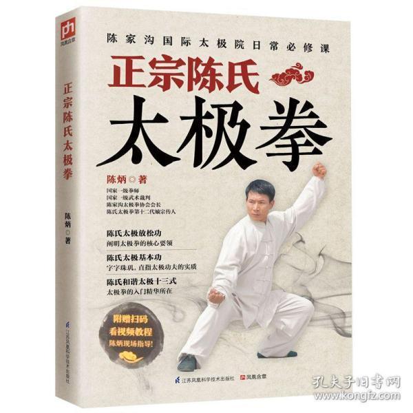 正宗陈氏太极拳