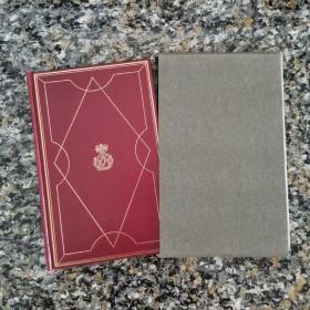 《William Hazlitt 散文集》英国原版1964年folio society 出版  私藏干净 装帧内容俱佳
