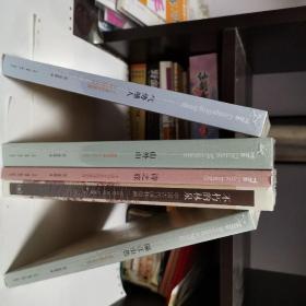 高居翰艺术集(套装共5册) 《隔江山色》+《山外山》+《气势撼人》+《诗之旅》+《不朽的林泉》