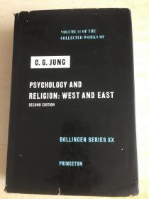 PSYCHOLOGY AND RELIGION:WEST AND EAST(心理学和宗教:西方和东方)原版英文