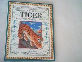 外文原版    TIGER      64开精装