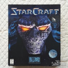 StarCraft 星际争霸 英文原版 电脑游戏 顺丰发货