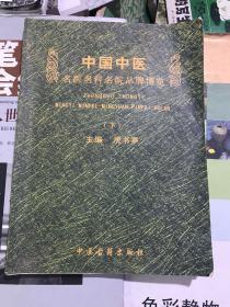 中国中医名医名科名院品牌博览下