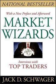 英文原版 金融怪杰:华尔街的顶级交易员 Market Wizards