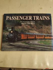 外文看图 PASSENGER TRAINS