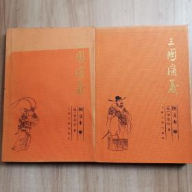 三国演义.图文本 (二,三册,少第一册)