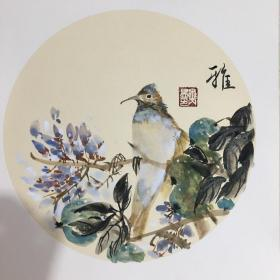 中国画   山东省美术家协会会员 美院毕业  参加国家大型展览   优秀作品