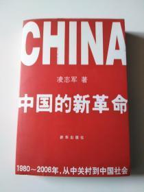 中国的新革命(1980~2006,从中关村到中国社会)一版一印