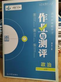 金版教程 高中新课程学习 作业与测评 政治 必修1 魏万青