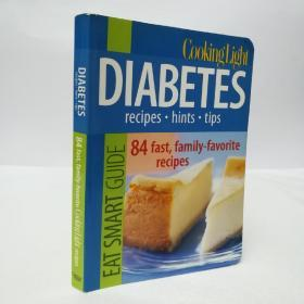 Cooking Light Eat Smart Guide: Diabetes- Recipes, Hints, Tips