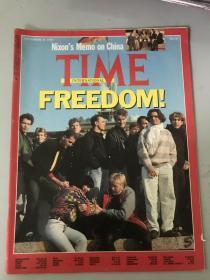 Time 时代 1989.11.20