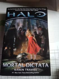 Halo: Mortal Dictata(英文原版)
