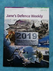 JANES DEFENCE WEEKLY    VOL 56  ISSUE 50