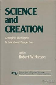 Science And Creation: Geological Theological And Educational Perspectives (aaas Issues In Science