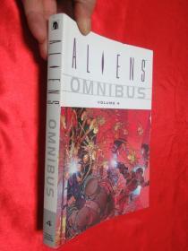 Aliens Omnibus: Volume 4      (小16开)  【详见图】