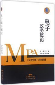 电子政务概论/MPA《公共管理》系列教材