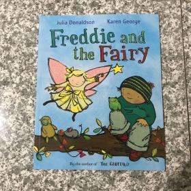 Freddie and the Fairy(bath book)  弗雷迪與仙女