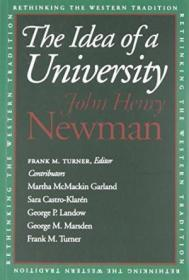 The Idea Of A University (rethinking The Western Tradition)