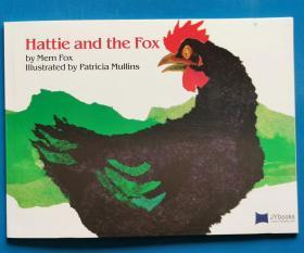 (48B)英文儿童绘本 Hattie and the Fox 平装