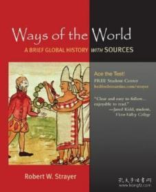 Ways Of The World: A Brief Global History With Sources Combined Volume