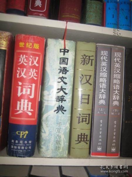 中国语文大辞典:分类版