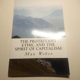 The Protestant Ethic and The Spirit of Capitalism新教伦理与资本主义精神